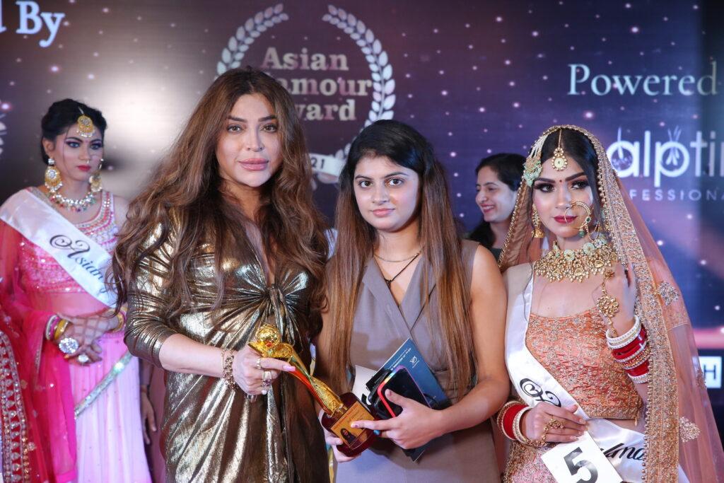 Komal Baisla - 3rd winner